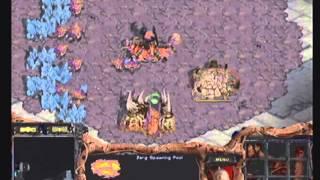 [2003.01.03] 2002 Panasonic배 온게임넷 스타리그 8강 A조 3경기 (네오 포비든 존) 임요환(Terran) vs 홍진호(Zerg)