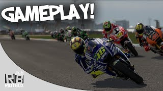 MotoGP 14 Gameplay PC - Rossi @ Assen (MotoGP 2014 Game)