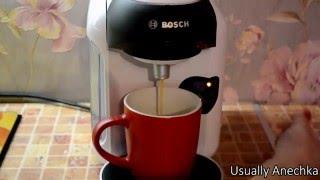 новая кофемашина. Обзор на кофемашину  Tassimo