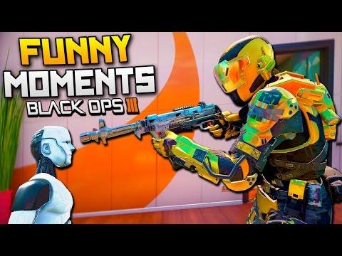 BO3 Prop Hunt Funny Moments - Trickshot, Noclipping, & Fails! (Black Ops 3)