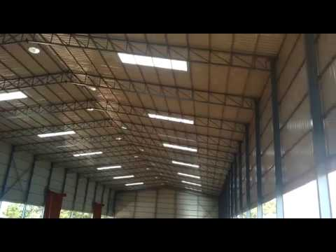 Metal Roofing Solutions- Site @ Bangalore Karnataka