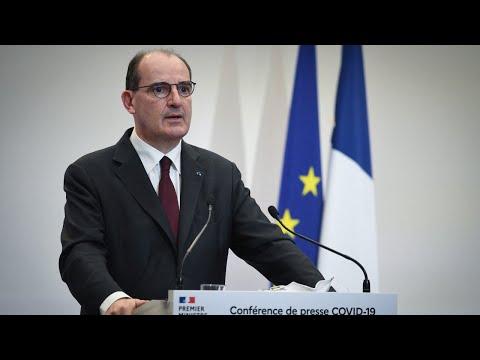 EN DIRECT | #COVID19 : conférence de presse du Premier ministre Jean Castex - Jeudi 22 avril 2021