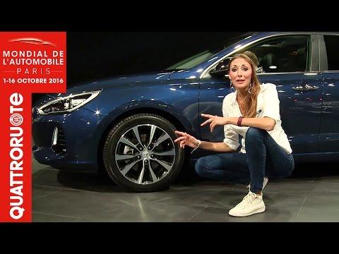 La nuova Hyundai i30 al Salone di Parigi 2016 Quattroruote