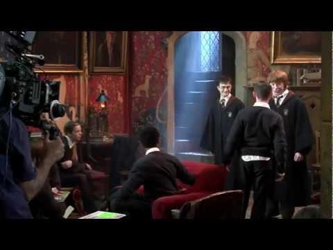 Harry Potter erros de gravação com Rupert Grint