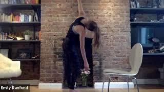 Pilates Mat Class (psoas, hamstrings and low abs)