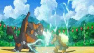 Rhyperior vs Grotle