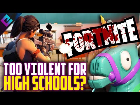 High Schools Banning Fortnite Esports For Being