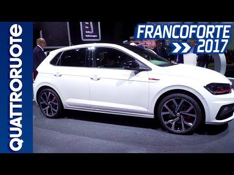 Volkswagen Polo GTI: la nuova generazione al Salone di Francoforte 2017 | Quattroruote
