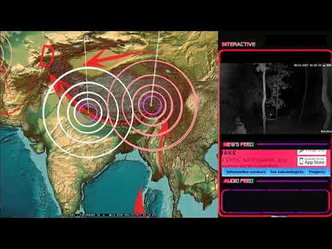 8/21/2017 -- Global Unrest : Earthquake hits Italy as expected -- HAVE A PLAN , BE PREPARED