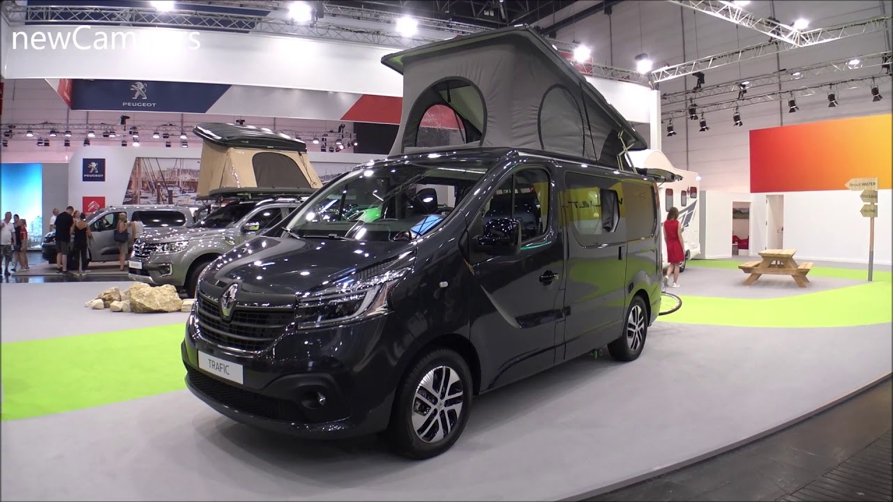 2020 Renault Trafic Release Date