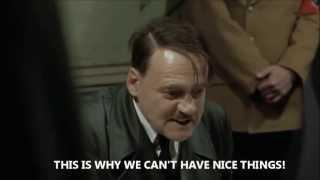 Hitler finds out Tom Hiddleston has a girlfriend.