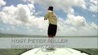 Giant Bonefish and Permit on live crabs with Joe Gonzalez and Peter Miller