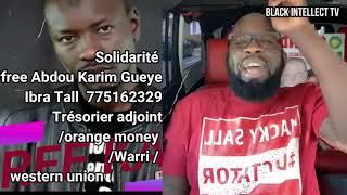 la diaspora se mobilise pour soutenir abdou karim gueye