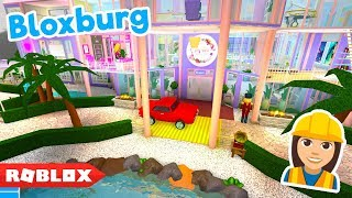My Pastel Hotel Tour: Renovation Update // Welcome To Bloxburg