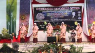 Festival Nasyid Negeri Perak 2013 | Raudhatus Sumaiyah (LMS)