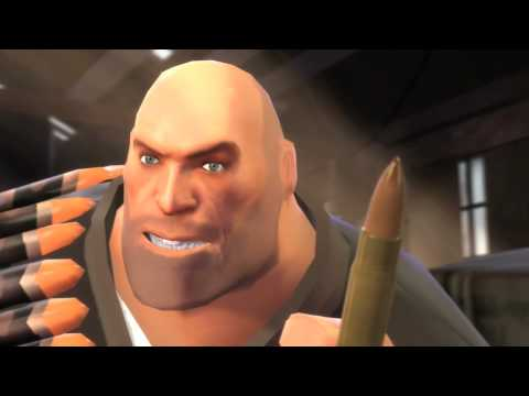team fortress 2 meet the heavy parody song
