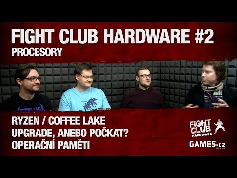 Fight Club Hardware #2 - Procesory