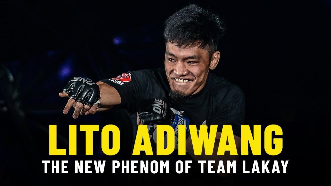 Lito Adiwang Is THE NEW PHENOM Of Team Lakay