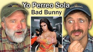 Montana Guys React To Yo Perreo Sola - Bad Bunny ( Video Oficial )