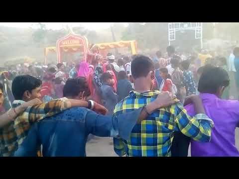 Adivasi Marriage dance with Bride in...