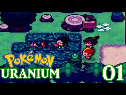 Pokémon Uranium #1 : Des nouveaux Pokémon partout !
