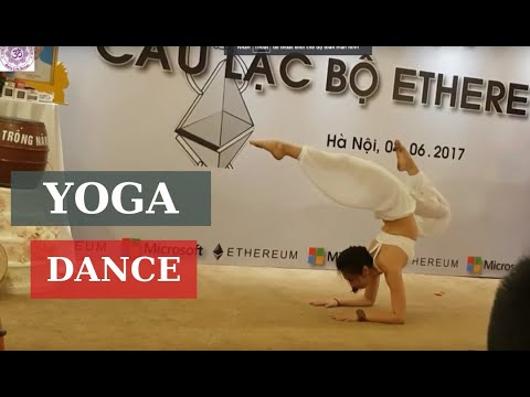 Yoga Dance (rhythmic) With Luna Thais