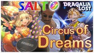 Dragalia Lost Circus of Dreams Banner Summons!
