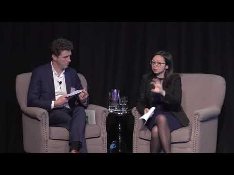 The Energy Innovators: Gloria Chan Q+A