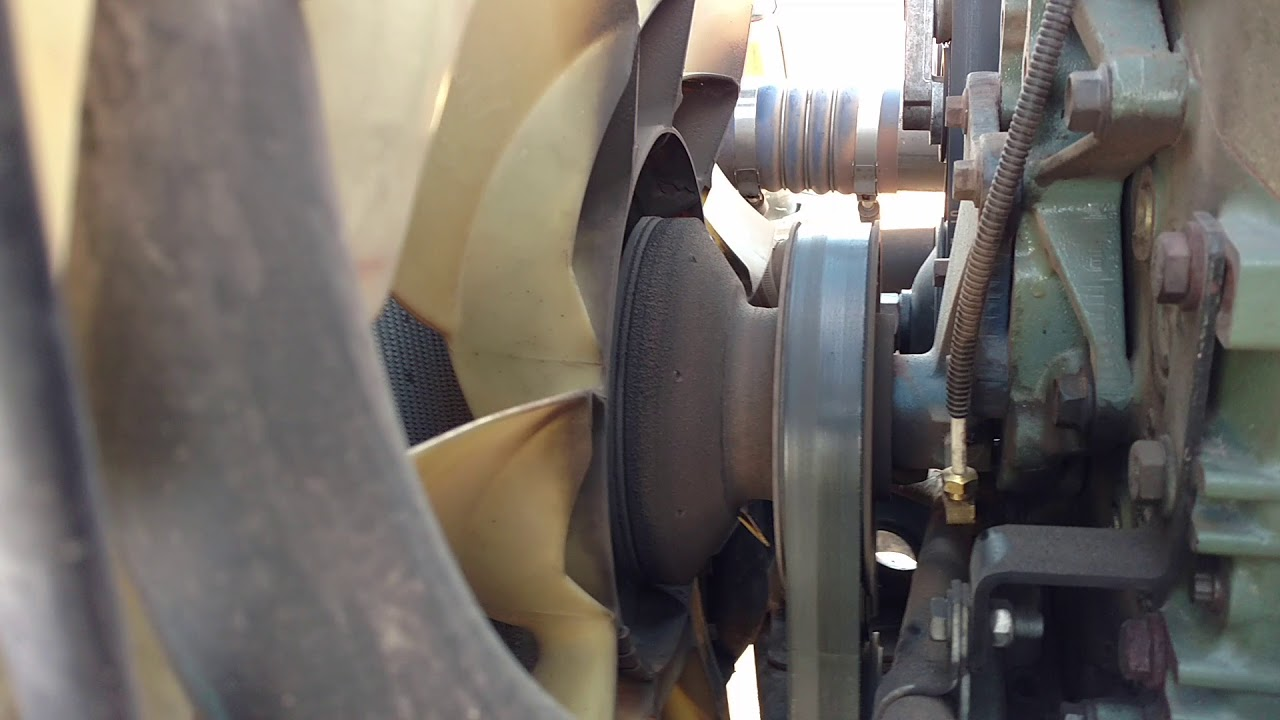 medium resolution of fan clutch series 60 part 1