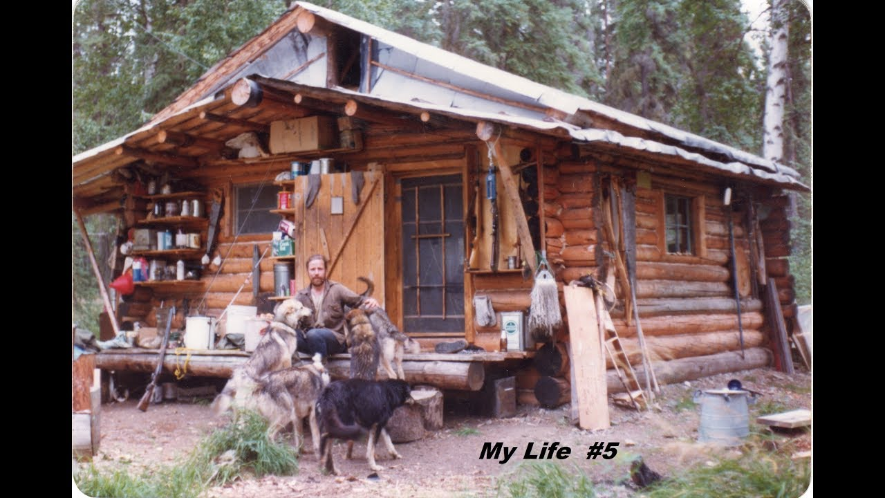 How I lived in the Alaska Wilderness