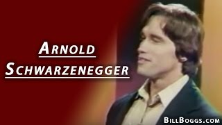 Arnold Schwarzenegger Interview with Bill Boggs