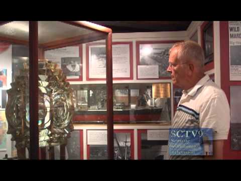 SCTV Visits The Scituate Maritime Museum