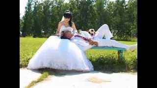 свадьба в заринске ( 2013-прогулка)