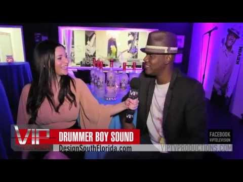 Kevin Lyttle interview with Ana Maria Reyes