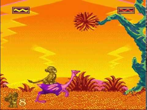 Image result for The Lion King Video Game Monkey