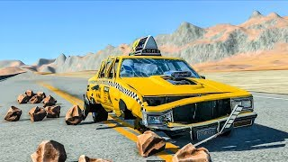 Extreme Crashes #46 - BeamNG Drive