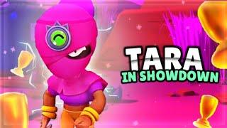 Tara in Showdown | Brawl Stars