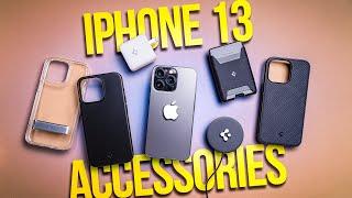 TOP 8 Spigen Accessories for iPhone 13/13 Pro - 2021