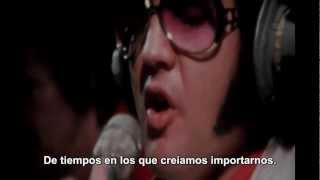 Separate Ways HD (Sub Español) - Elvis Presley