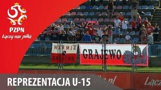 U-15: Skrót z meczu Polska - Białoruś 1:1