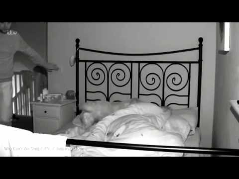 Night terrors causes woman to scream until woken from sleep