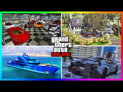 Top 10 Most REGRETFUL Purchases In GTA Online! (Worst Things To Buy/Own In GTA 5)