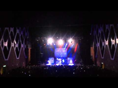 Septic Flesh - Intro + The Vampire from Nazareth [live @Plaza Condesa, Mexico City, July 13th 2014]