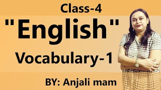 English, class no. 4