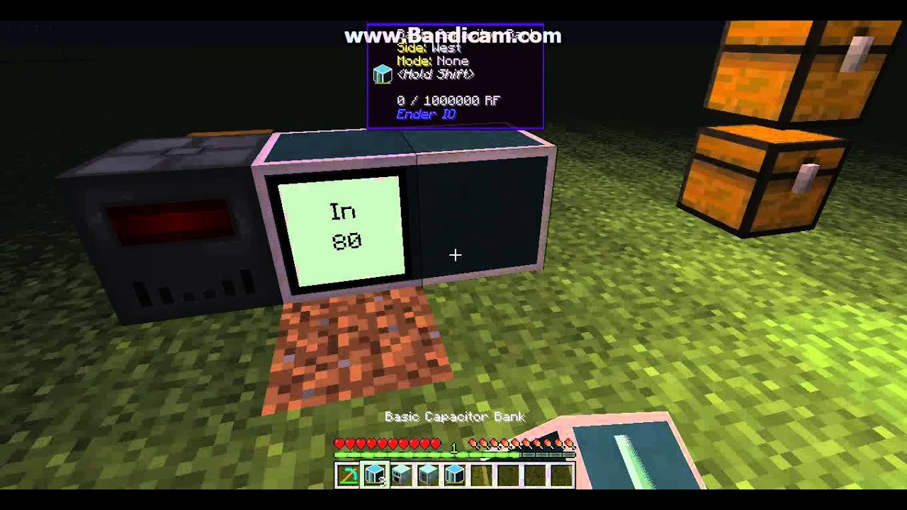 VictiniX Plays Minecraft S2 #12 - Ender IO :: Basic Capacitor Bank