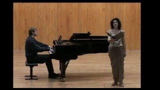 Norbert von Hannenheim: Drei Lieder (Max Dauthendey) /LIVE/