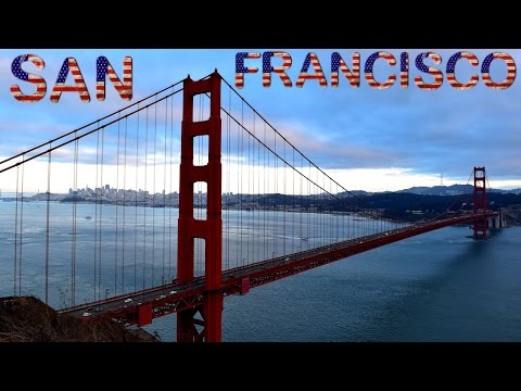 San Francisco, City of Freedom in 1080p (HD)