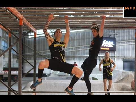 Urban Attack 2015 Obstacle Race - Men