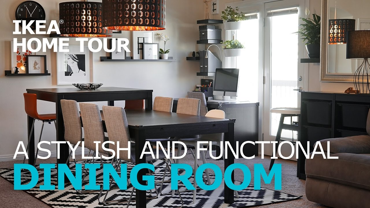 Beautiful Dining Room Ideas   IKEA Home Tour (Episode 304)