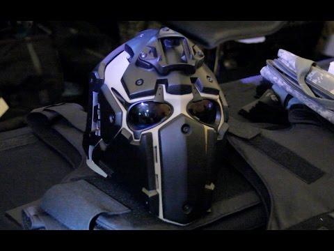 Ronin Ballistic Helmet - Shotshow 2016